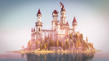 Another Generic Castle Minecraft Map & Project