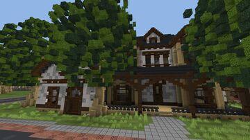 minecraft suburban house Minecraft Map & Project