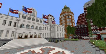New York (1920-1930) Minecraft Map & Project