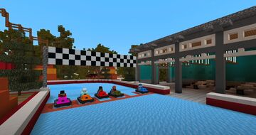Family Fun Center Minecraft Map & Project