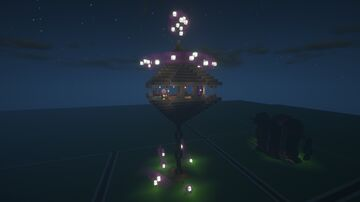 Wizard Home 3 Minecraft Map & Project