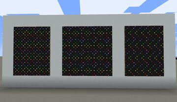 Rainbow Hearts Wallpaper (map art) Minecraft Map & Project