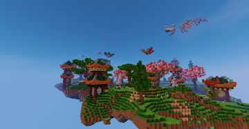 Asian Lobby Minecraft Map & Project