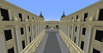 European City Square by Carolus-Magnus Minecraft Map & Project