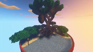 Natural HUB By ZeyKyl Minecraft Map & Project
