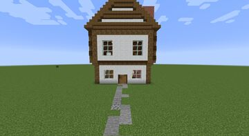 Bad house Minecraft Map & Project