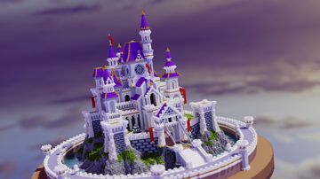 Toy castle  [DOWNLOAD] Minecraft Map & Project