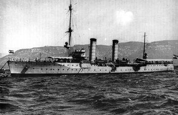 Light Cruiser Dalmacija 1:1 [Royal Yugoslav Navy] (FULL INTERIOR) Minecraft Map & Project