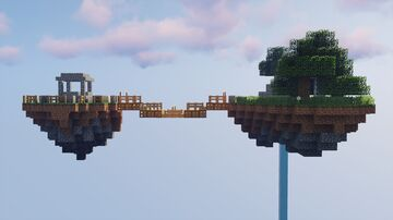 Sky Realm Minecraft Map & Project