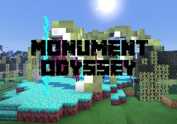Monument Odyssey Minecraft Map & Project