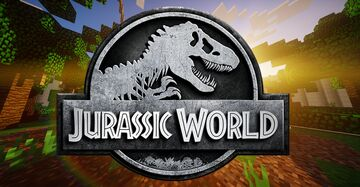 Jurassic World: Back to the 5 deaths Minecraft Map & Project