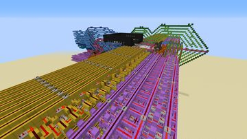 Redstone Computer Minecraft Map & Project
