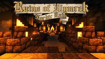 Ethermoor MMORPG - Ruins of Hlymrek Minecraft Map & Project