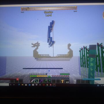 Mallorn Viking Ship Minecraft Map & Project