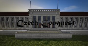 New Reich chancellery Minecraft Map & Project