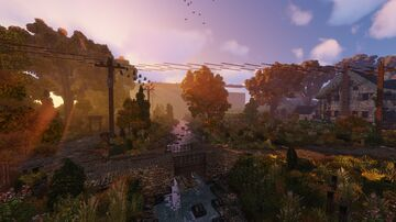 """Old Family Farm """"Reforged"""" Minecraft Map & Project"""
