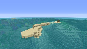 Islands Survival Minecraft Map & Project