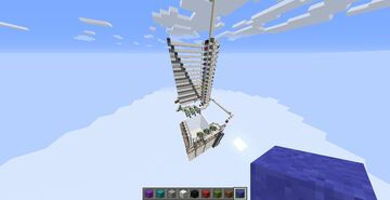 3D-Printer with Flying Maschines by ilmango Minecraft Map & Project