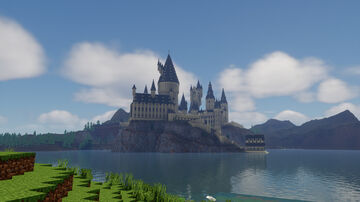 Hogwarts Castle - (Download) Minecraft Map & Project