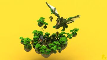 ElfGreen Spawn Minecraft Map & Project