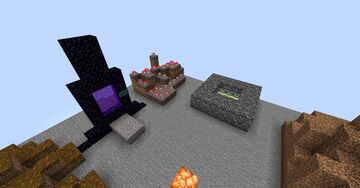 Stoneblock Minecraft Map & Project