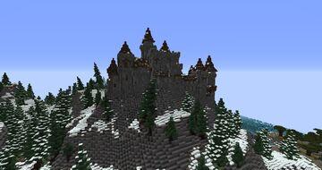 Burg Skrels Minecraft Map & Project
