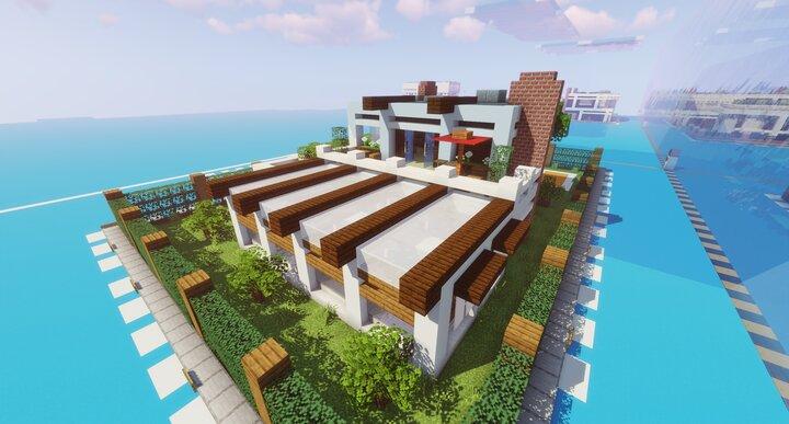 2x3 - Luxurious Modern House 2