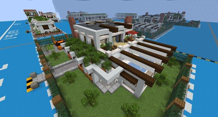 2x3 - Luxurious Modern House 3