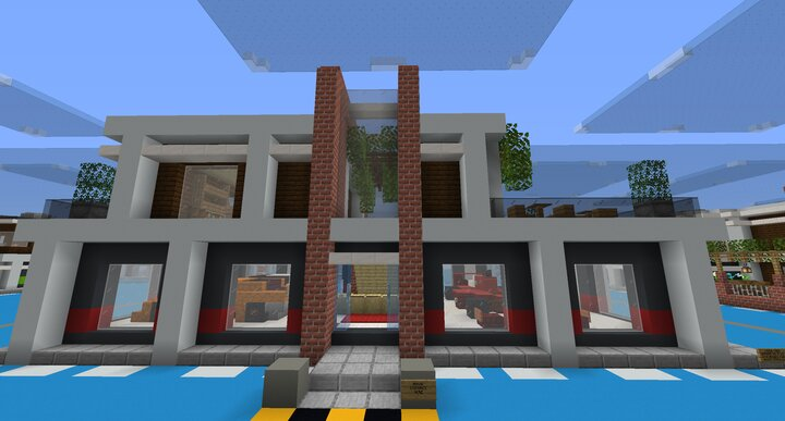 1x2 - Luxurious Dealership 3