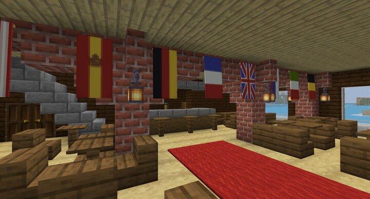 2x2 - Restaurant interior