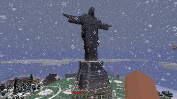 Jesus from 2b2t Minecraft Map & Project