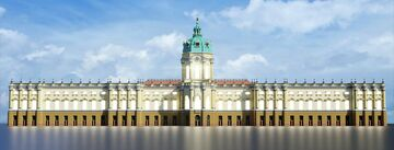 Charlottenburg Palace Berlin Minecraft Map & Project