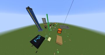 Creations Minecraft Map & Project