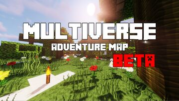 MULTIVERSE Adventure Map Minecraft Map & Project