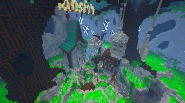 RedPaint Minecraft Map & Project