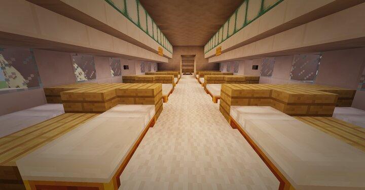 Upper Deck Business Class