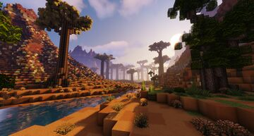 Grandidieri Valley - Project Aragon - By Northling64 Minecraft Map & Project