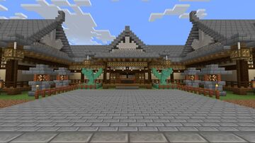 Verbena Estate v2.0 Minecraft Map & Project