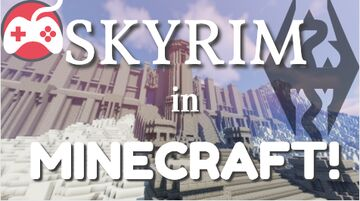 Skyrim in Minecraft! Minecraft Blog