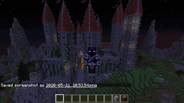 Castle BY Link4w4 UPDATE Minecraft Map & Project