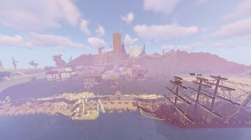 Counties Minecraft Map & Project