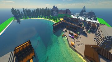 ChronicleQuest Minecraft Map & Project