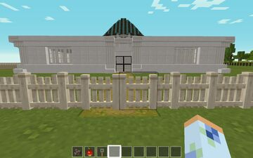 Shadow Horse Stables Minecraft Map & Project