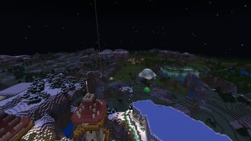 Minecraft Bedrock Survival Spunkie Stream Server featuring The Pony Express Game! Minecraft Map & Project