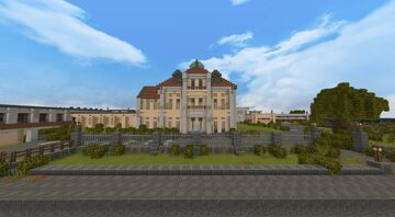 Real life rebuild: Observatory Minecraft Map & Project