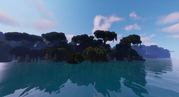 Realistic Swamp V2 Minecraft Map & Project