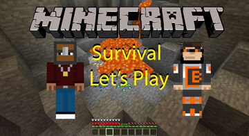 JmanInABox1 & CBtech's Let's Play World. Minecraft Map & Project