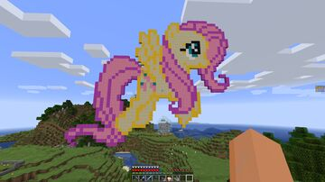 MyLittlePony Minecraft Map & Project