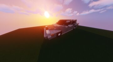 Unmarked NYPD Highway Patrol 1 Ford Crown Victoria Minecraft Map & Project