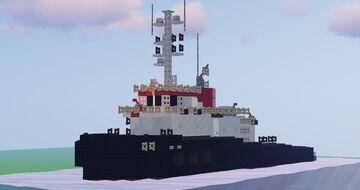 "[1:1] Harbor Tug ""Noelani"" (Winnemucca [YTB-785]) Minecraft Map & Project"